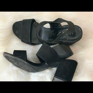 Unisa suede sandals size 8